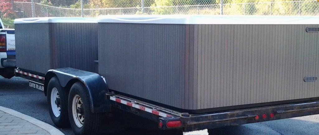 Hot tub/Spa Mover